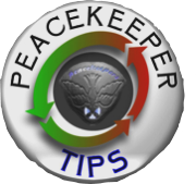 Peacekeeper badge